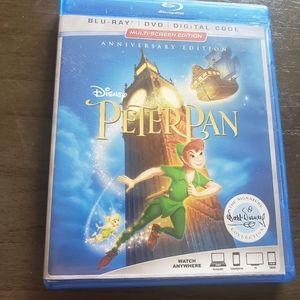 Disney Peter Pan Multi Screen Anniversary Edition